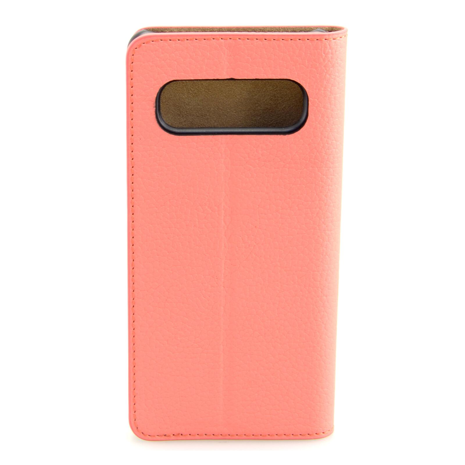 Galeli Book Marc Samsung Galaxy S10e Coral