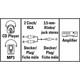 Hama 30456 Audio Kabel 5m