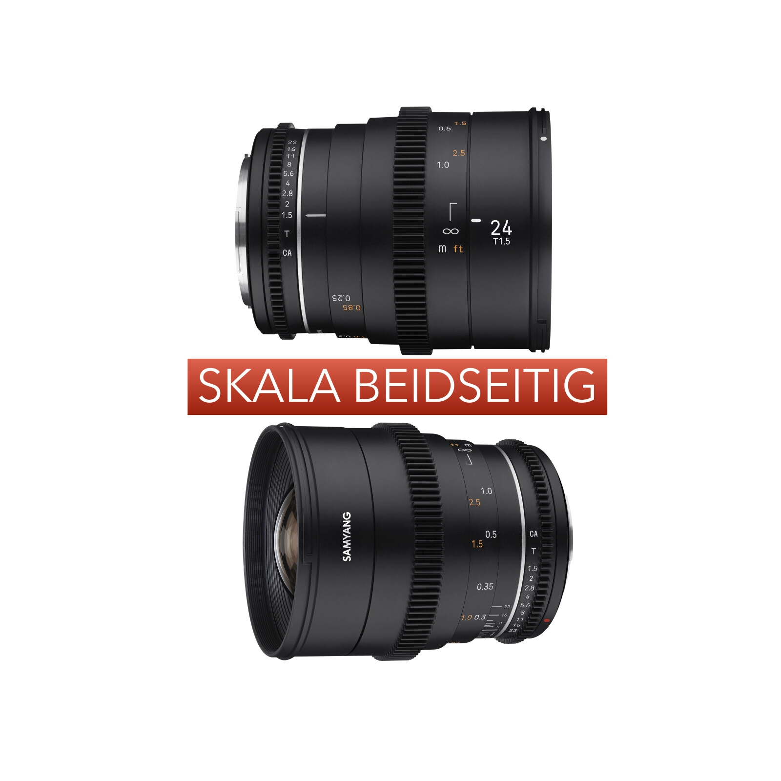 Samyang MF 85/1,5 VDSLR MK2 Nikon F