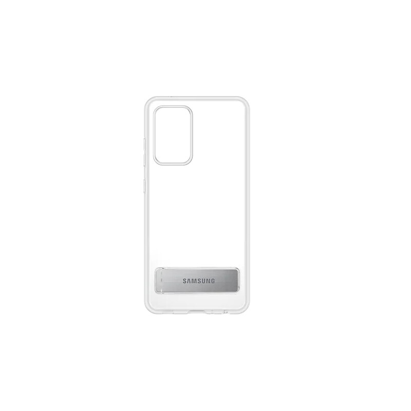 Samsung Back Cover Stand Galaxy A52/ A52 5G transparent