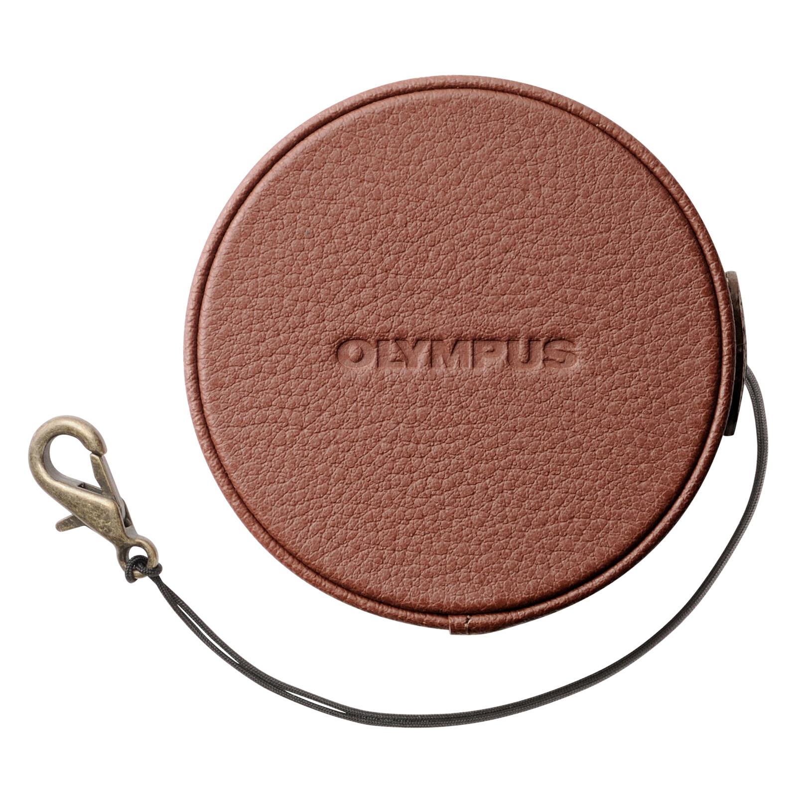 Olympus LC-60.5GL Objektivdeckel Brown