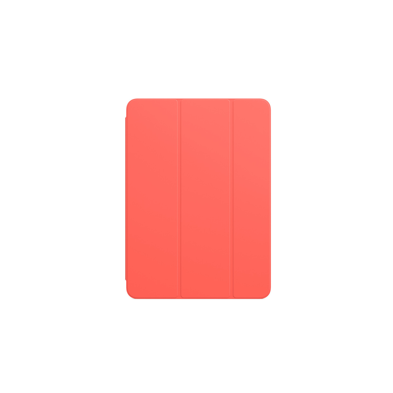 Apple iPad Air 4. Gen Smart Folio zitruspink