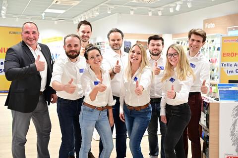 Hartlauer Team in Graz