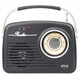 Silva Mono 1965 Portable Radio schwarz