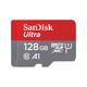 SanDisk mSDXC 128GB Ultra UHS-I A1 120MB/s