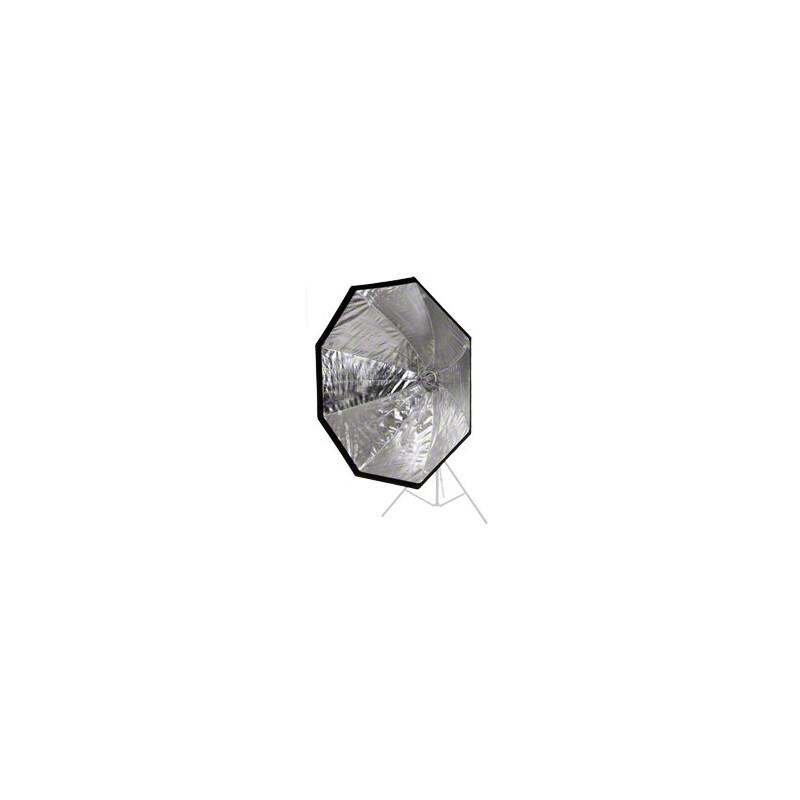 walimex pro easy Softbox Ø120cm Broncolor