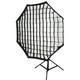 walimex pro Octagon Softbox PLUS Ø150cm C&CR Serie