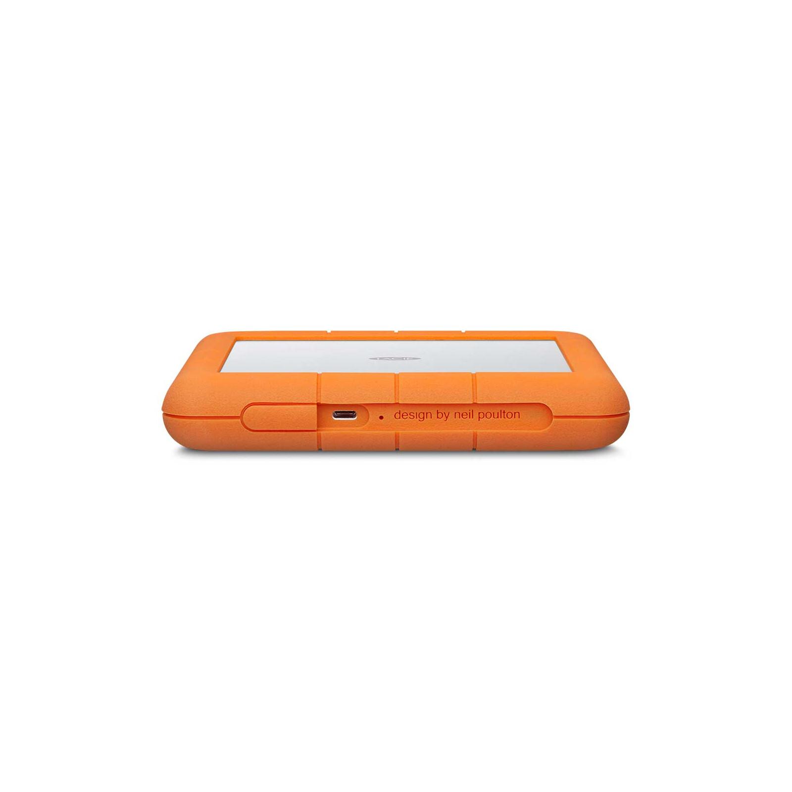 LaCie Rugged Raid Shuttle 8TB USB-C, 2HDDs, Raid 0/1