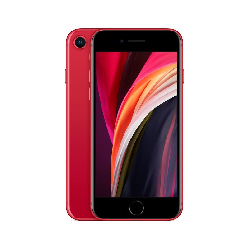 Apple iPhone SE 128GB 2020 rot