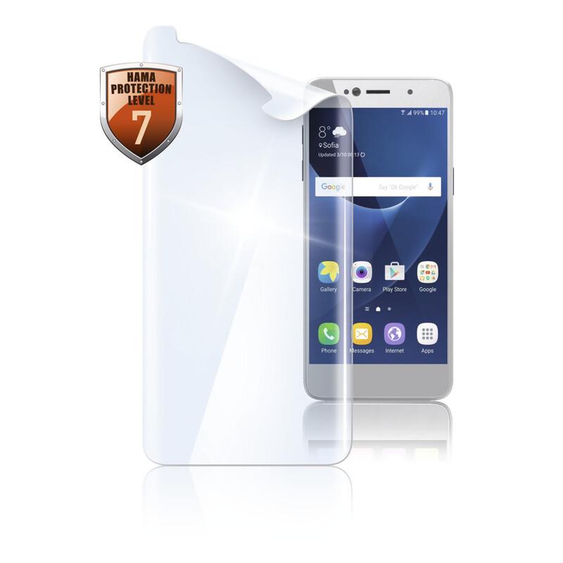 Hama Displayschutzfolie Samsung Galaxy S10