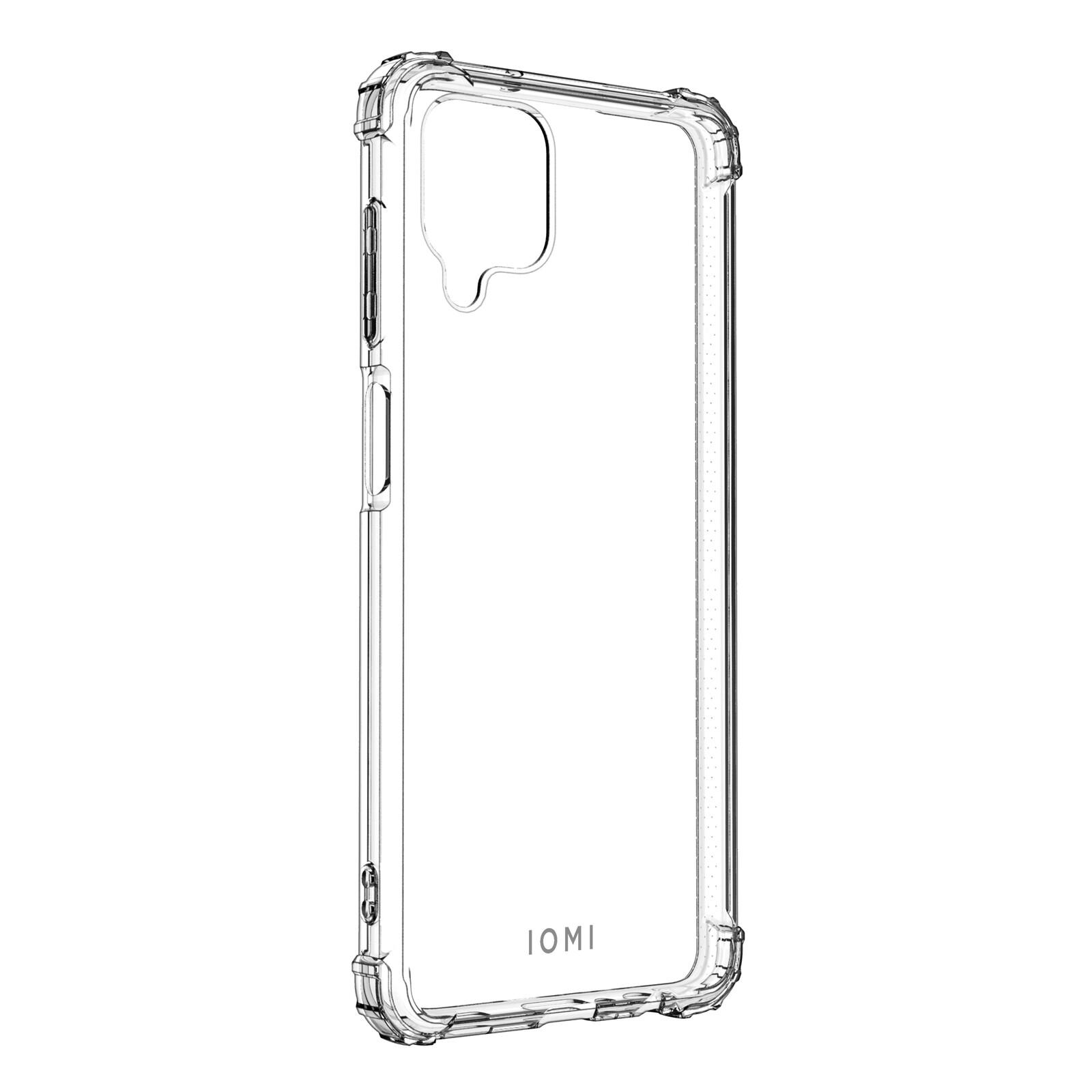 IOMI Backcover Shockproof Full Samsung Galaxy A12