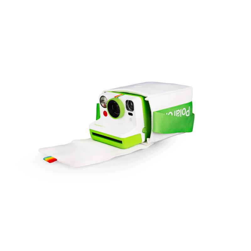 Polaroid Now Bag Weiss/Grün