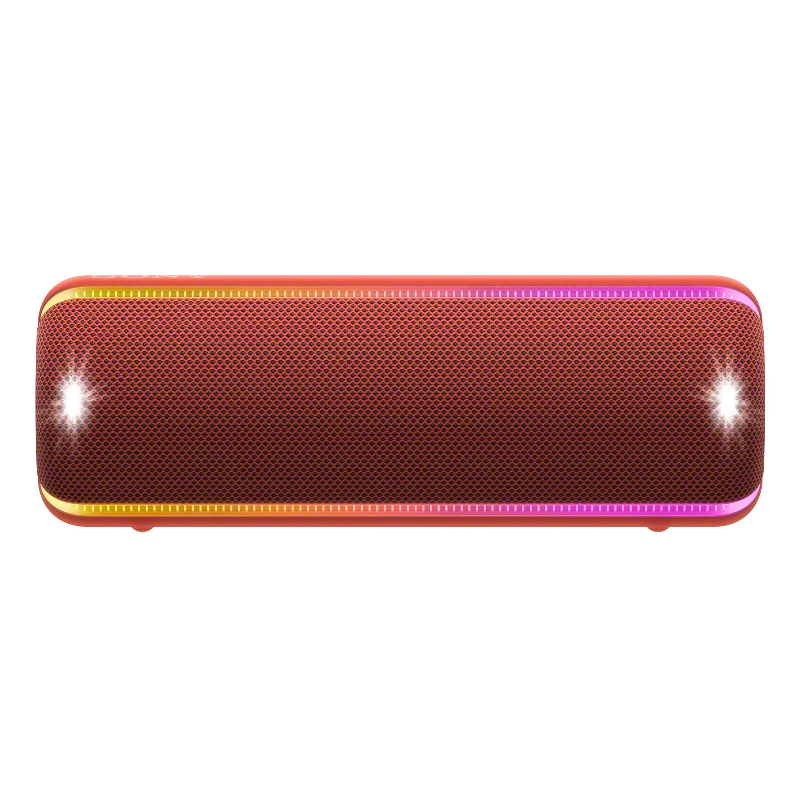 Sony SRS-XB32R BT Lautsprecher rot