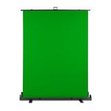 Walimex pro Roll-up Panel Hintergrund grün 155x200