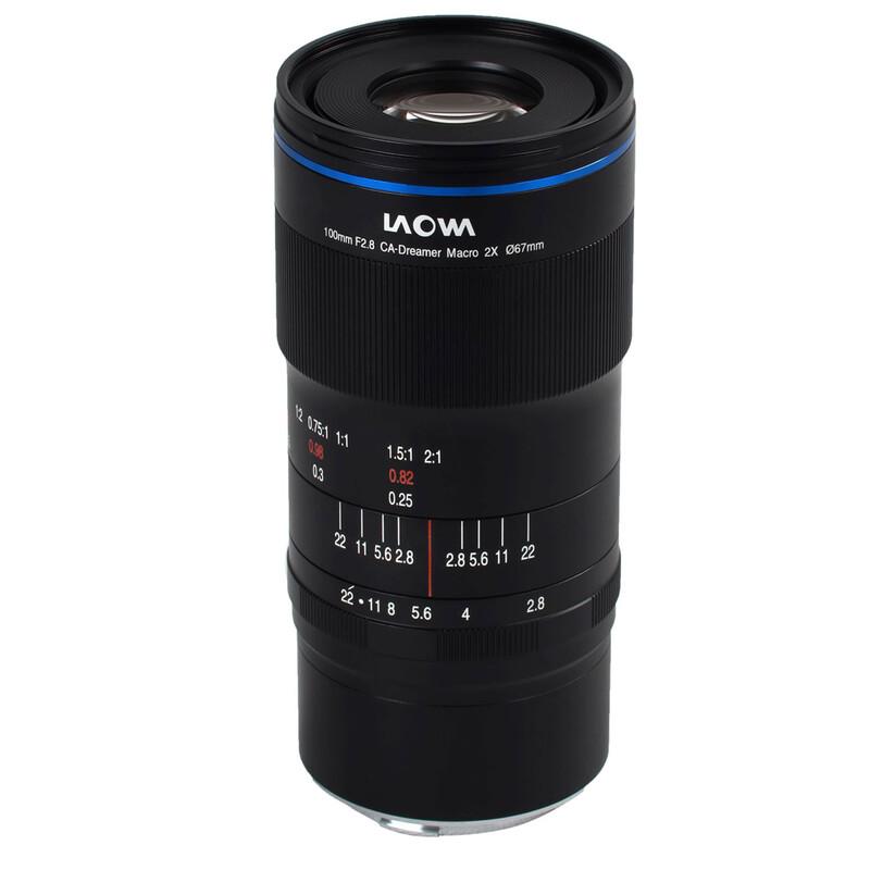 LAOWA 100/2,8 2:1 Ultra Macro APO Nikon Z