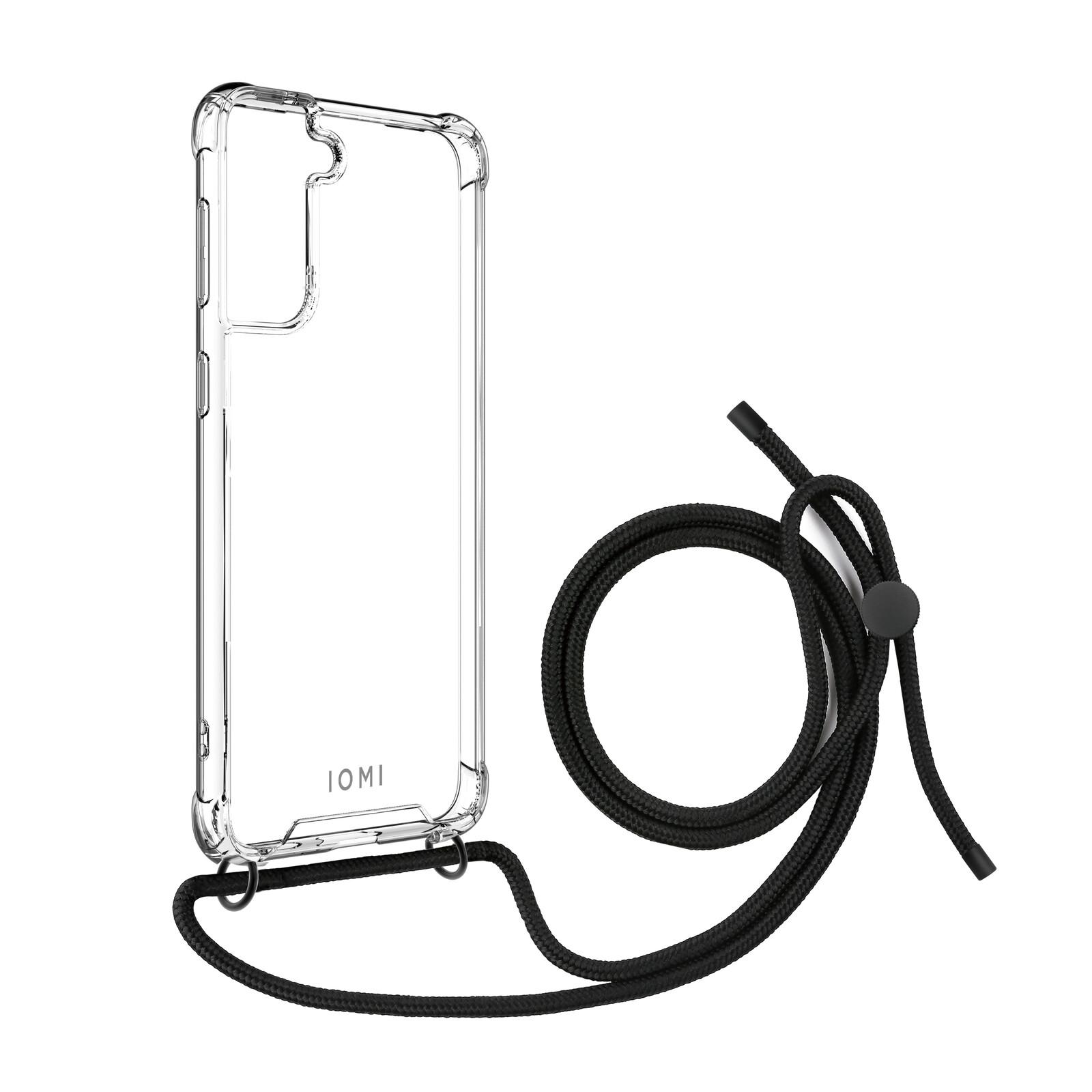 IOMI Backcover Crossbody Samsung Galaxy S21+ inkl. Lanyards