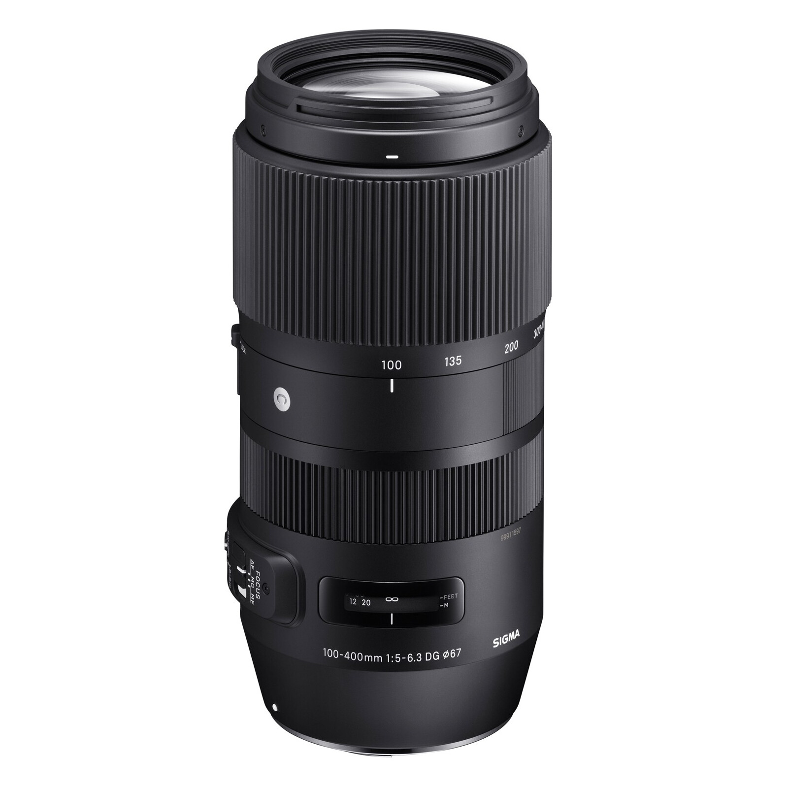 Sigma 100-400/5-6,3 DG OS HSM Nikon + UV Filter