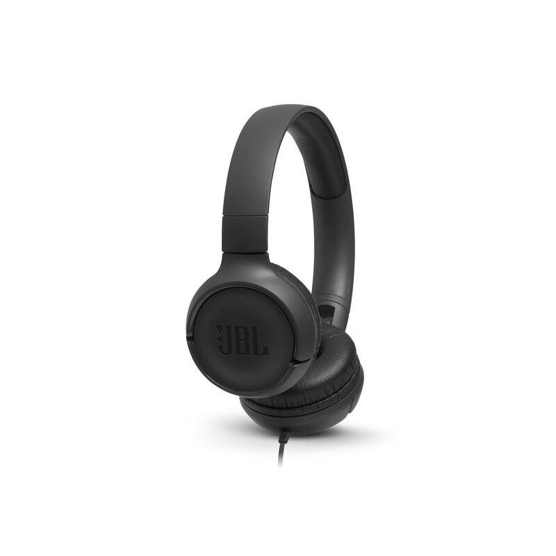JBL Tune 500 On-Ear Kopfhörer Schwarz