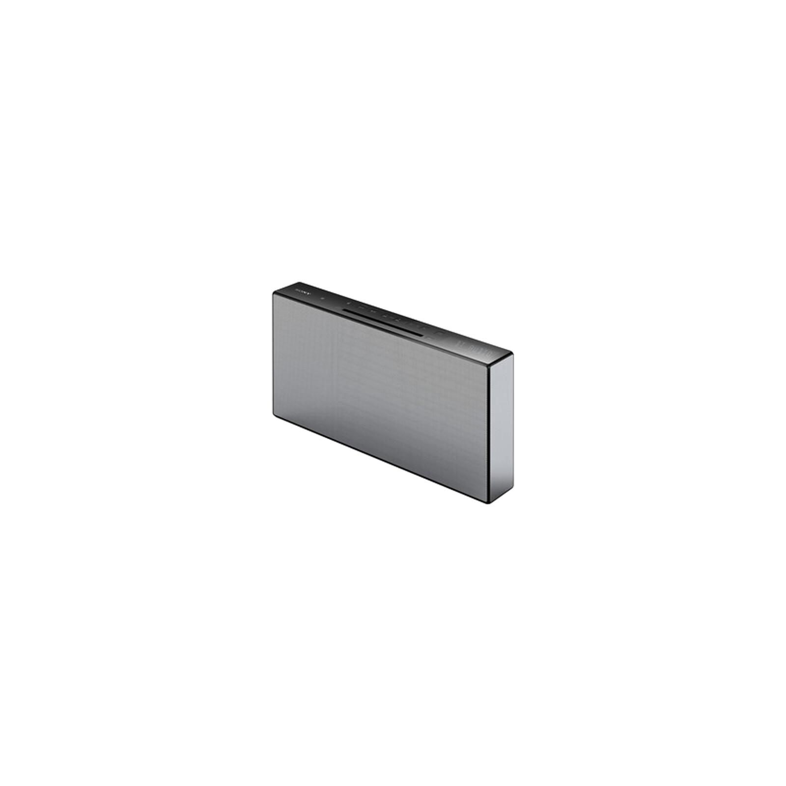 Sony CMT-X3CDW grau Audio System