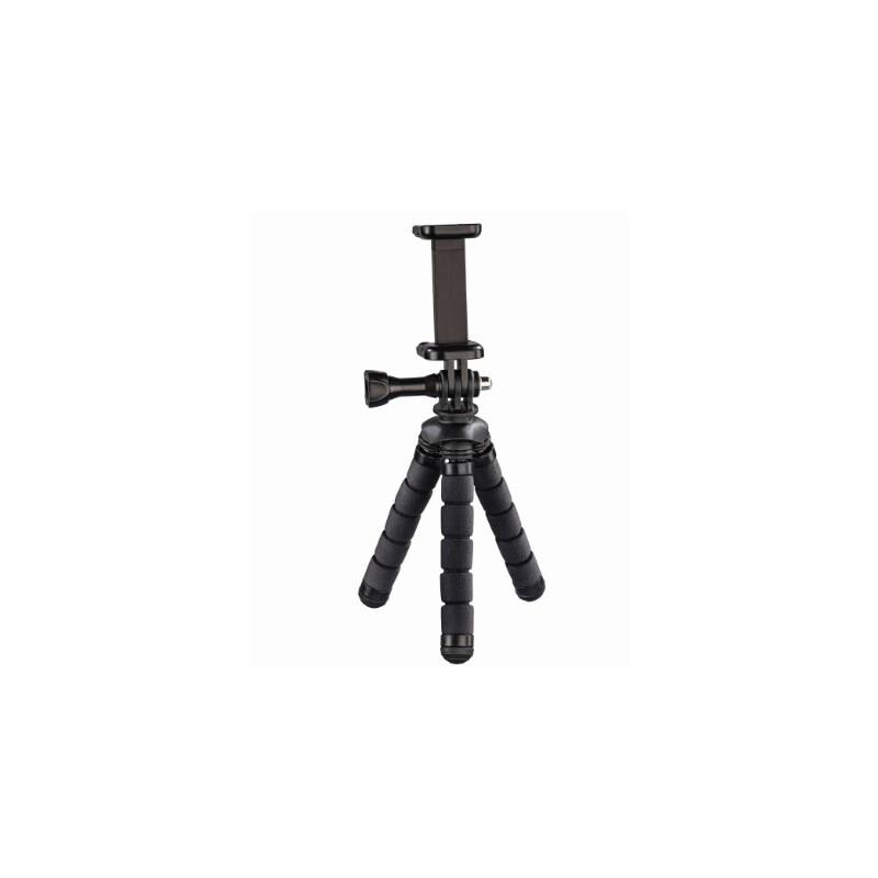 Hama 178366 Ministativ Flex Smartphone/GoPro 5,5-7,8cm