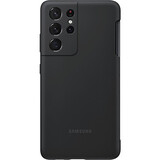 Samsung Back Cover Silicone Galaxy S21 Ultra black with Pen
