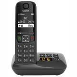 Gigaset AS690A Schnurlostelefon mit Anrufbeantworter