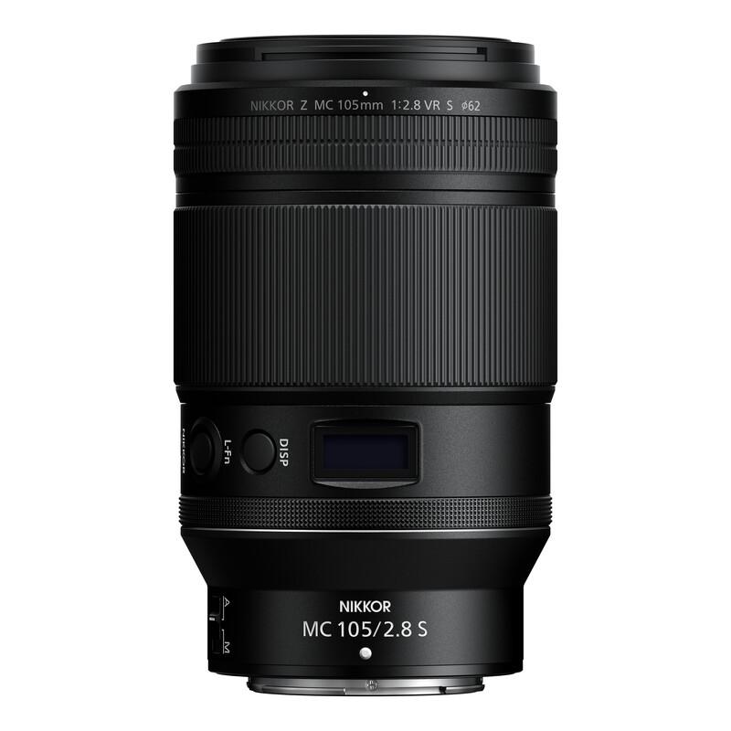 Nikkor Z MC 105/2,8 VR S