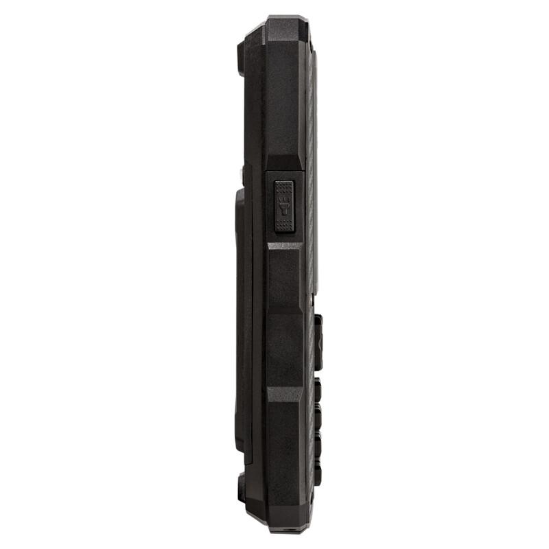 Cyrus CM8 Solid black Outdoor Handy