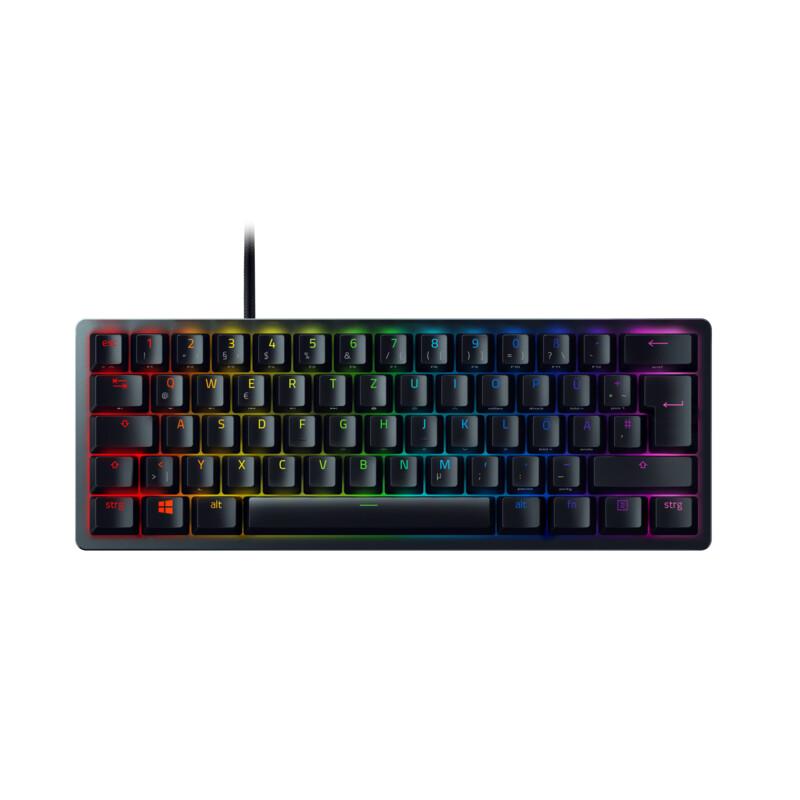 Razer Huntsman Mini Keyboard (Clicky Purple Switch) - DE