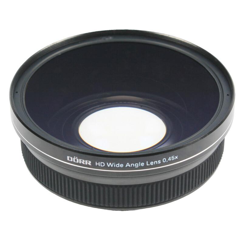 Dörr HD 0,45x Weitwinkel 37mm
