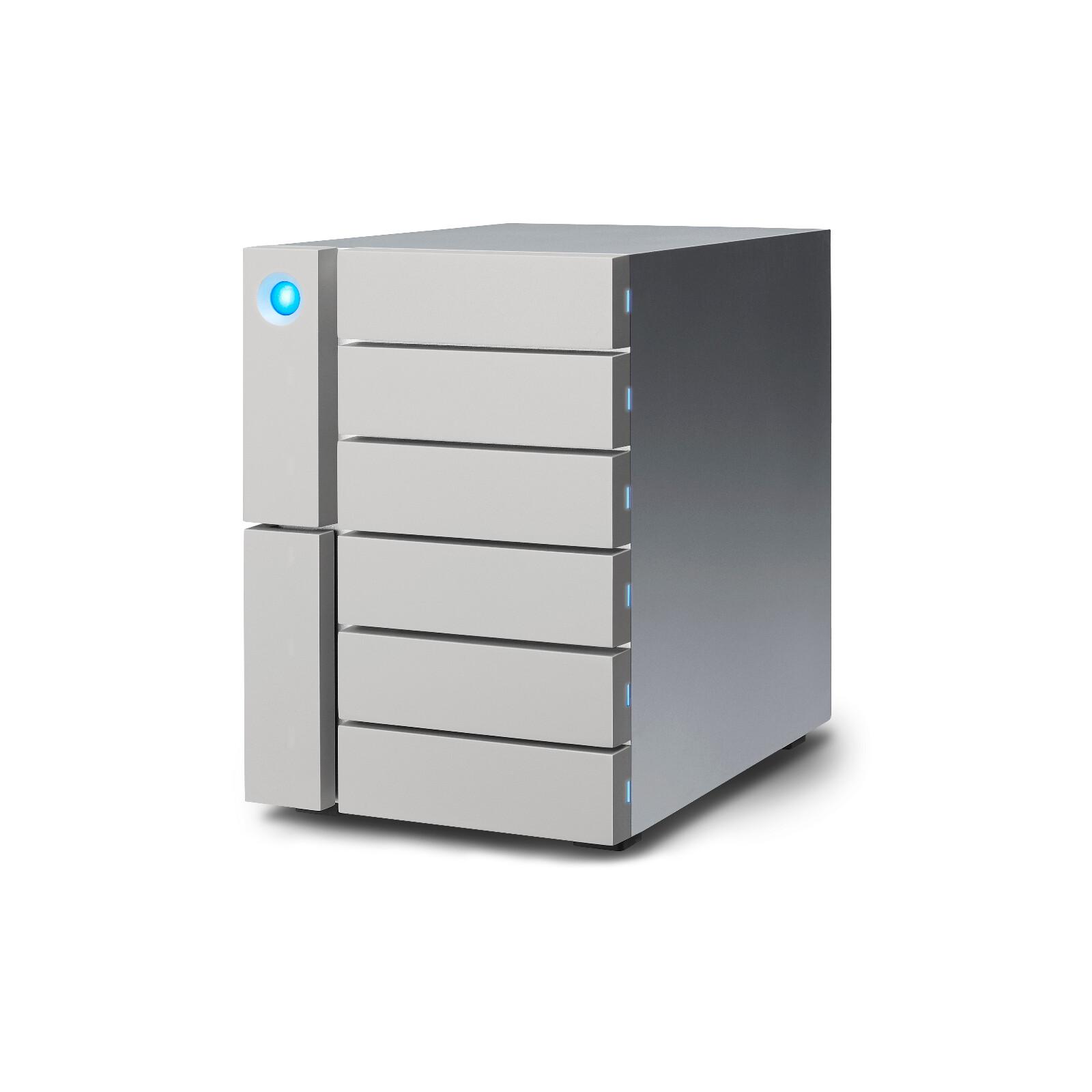 LaCie 6big 24TB Thunderbolt 3 Desktop RAID Storage