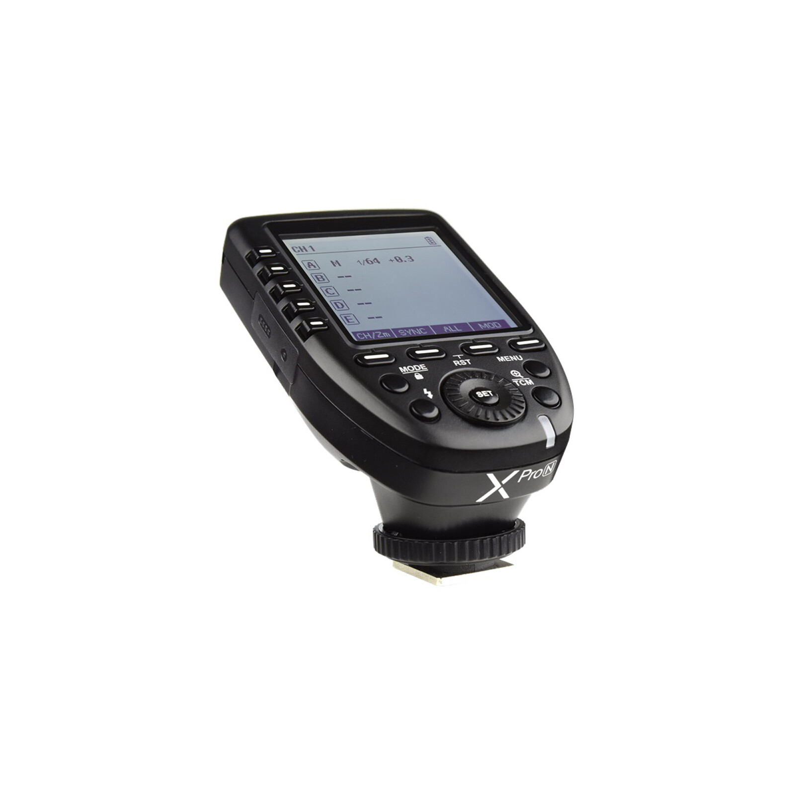 GODOX XPRO-N TTL Wireless Flash Trigger Nikon