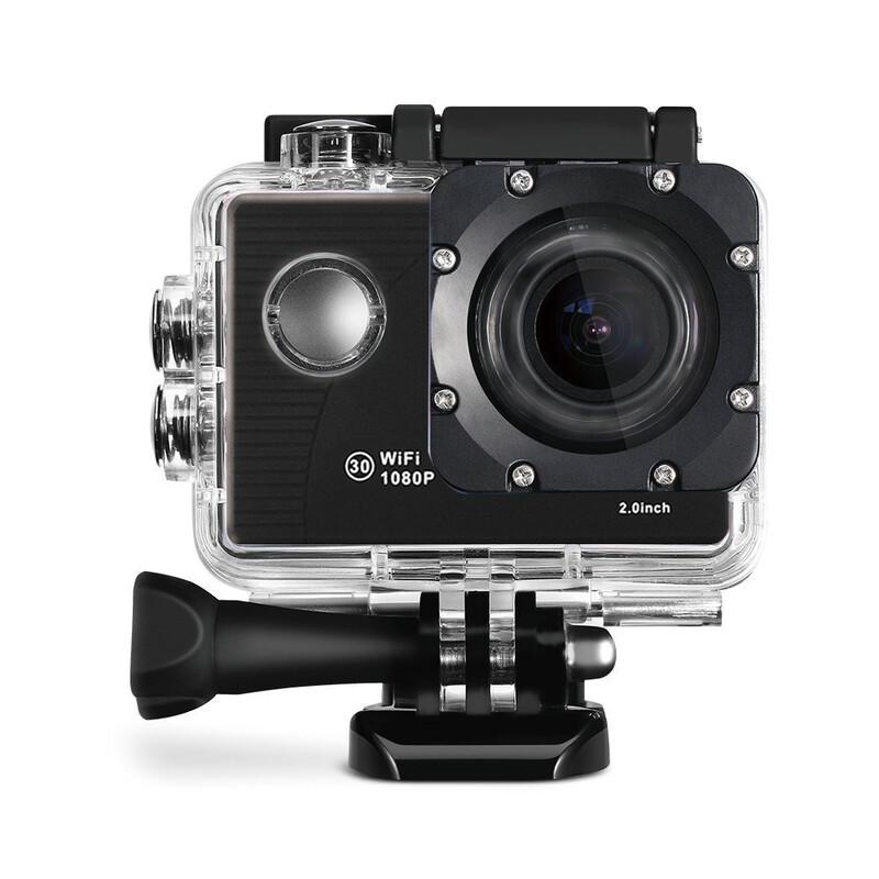 Ki-Tec 4K Action Cam V3
