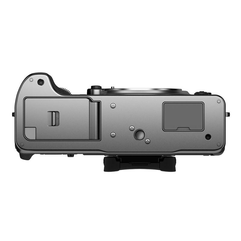 Fujifilm X-T4 Gehäuse silver