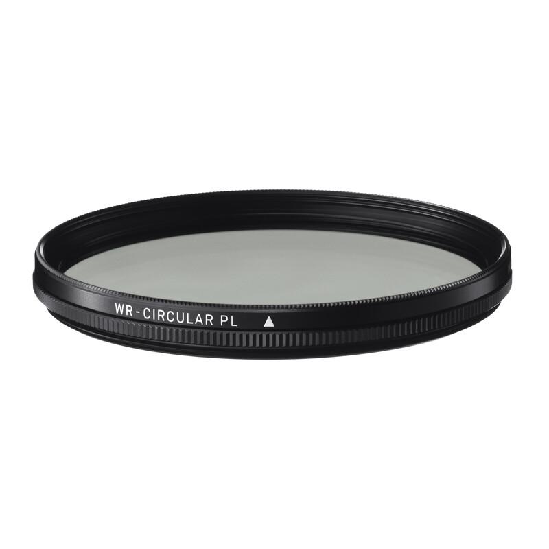 Sigma WR POL Zirkular 58mm