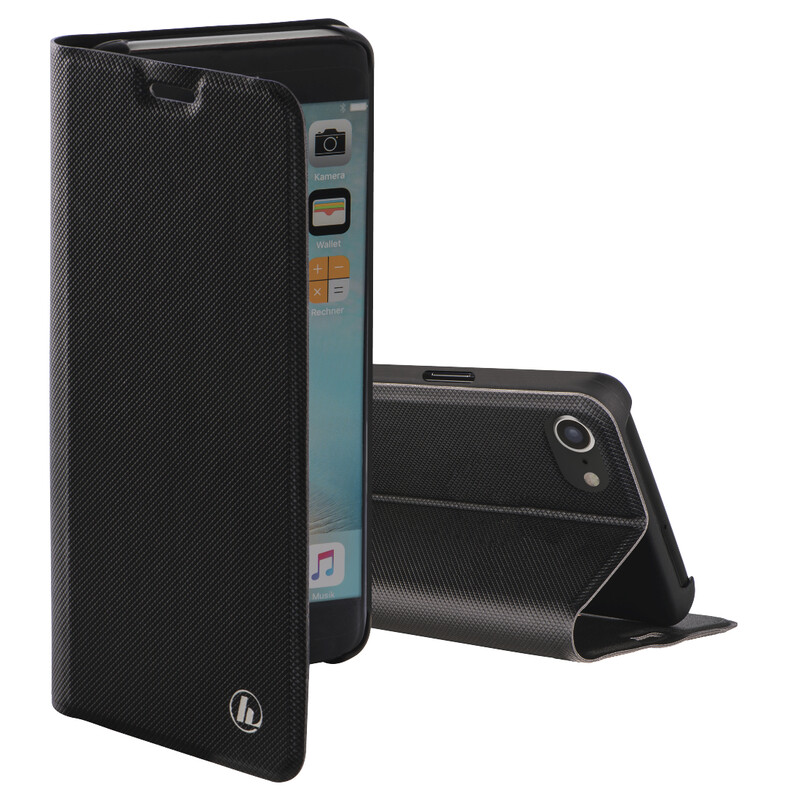 Hama Book Tasche Slim Pro Apple iPhone SE 2020