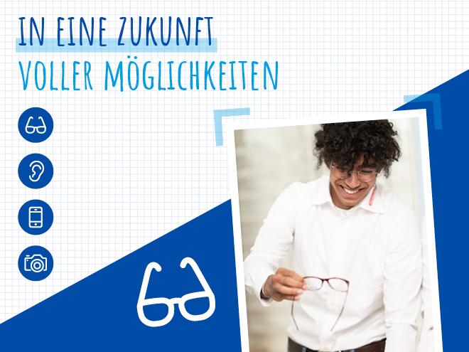 Augenoptiker/in Lehre