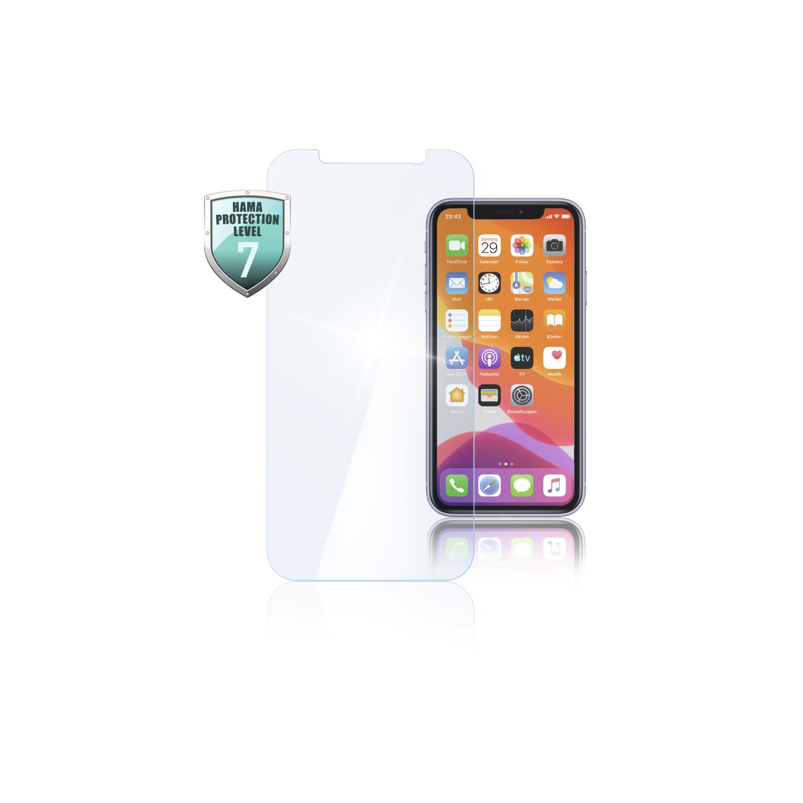 Hama Displayschutzglas Apple iPhone 12/12 Pro