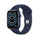 Apple Watch Series 6 Cellular Alu blau 44mm dunkelmarine
