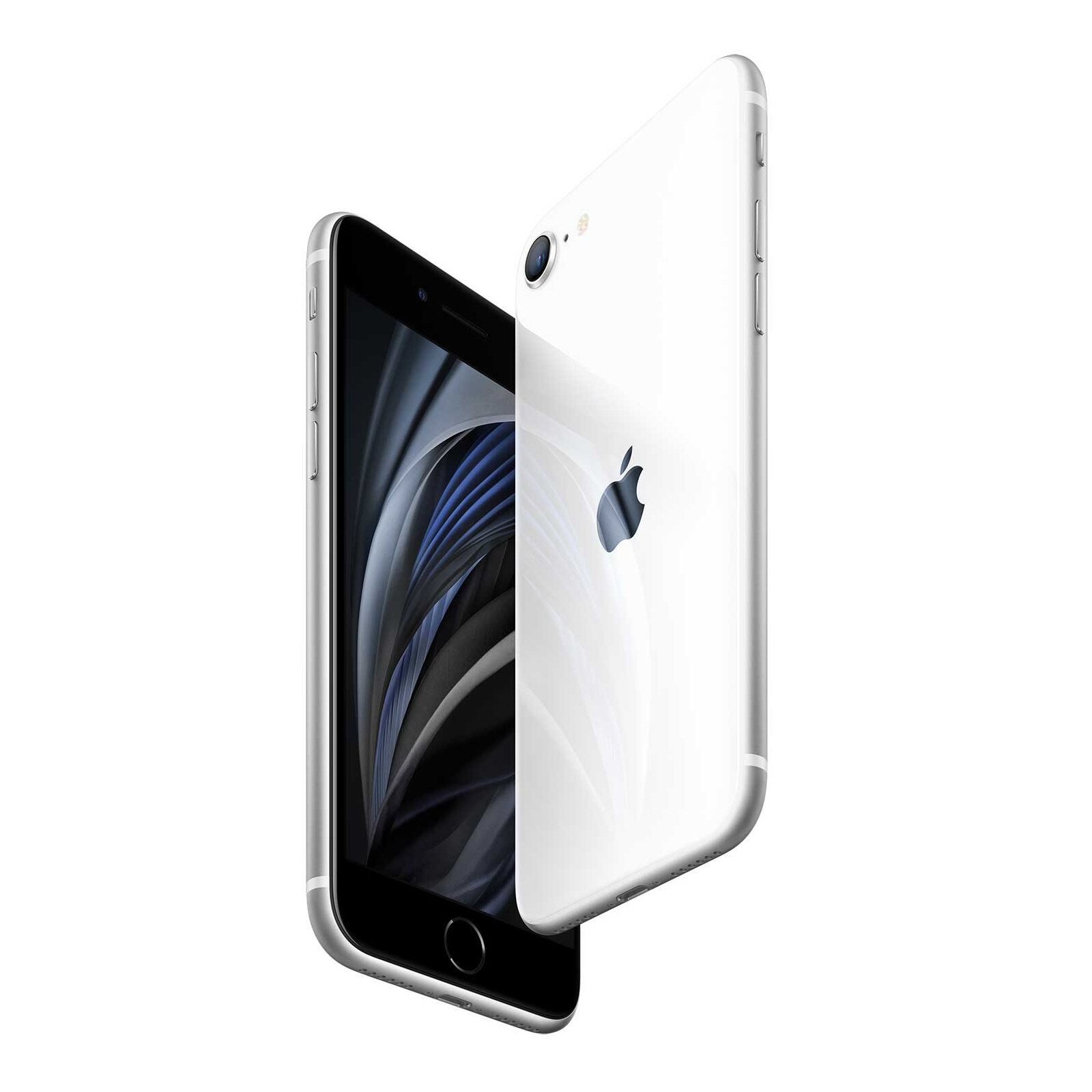 Apple iPhone SE 64GB 2020 weiss