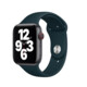 Apple Watch 44mm Sportarmband federgrün