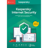 Kaspersky Internet Security 3 Geräte (Code in a Box) 2020