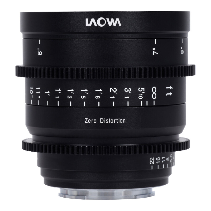 LAOWA 15/4,5 Zero-D Cine Canon RF
