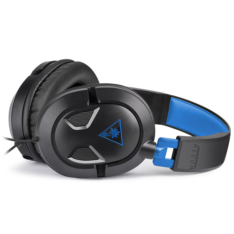 Turtle Beach Ear Force Recon 50P black Gaming Headset