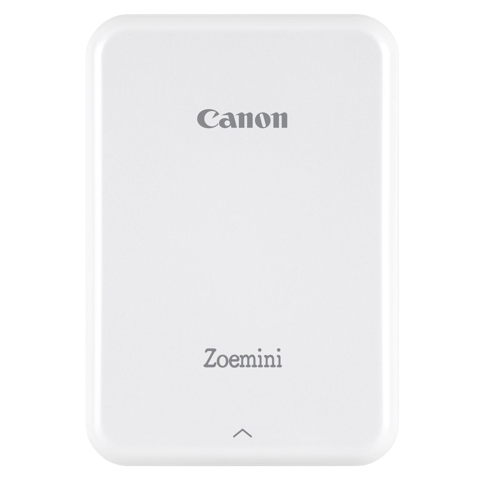 Canon Zoemini Fotodrucker Weiß