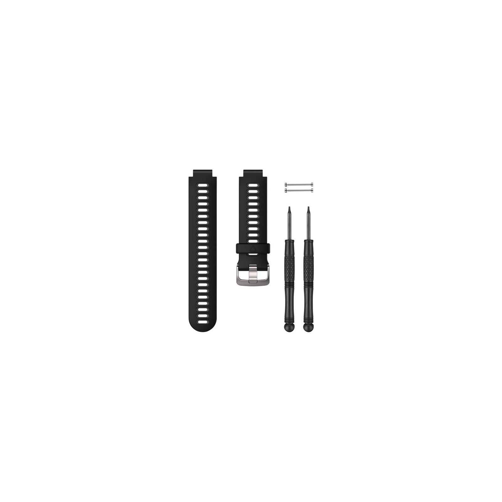 Garmin FR 735XT Ersatzband Black/Grey