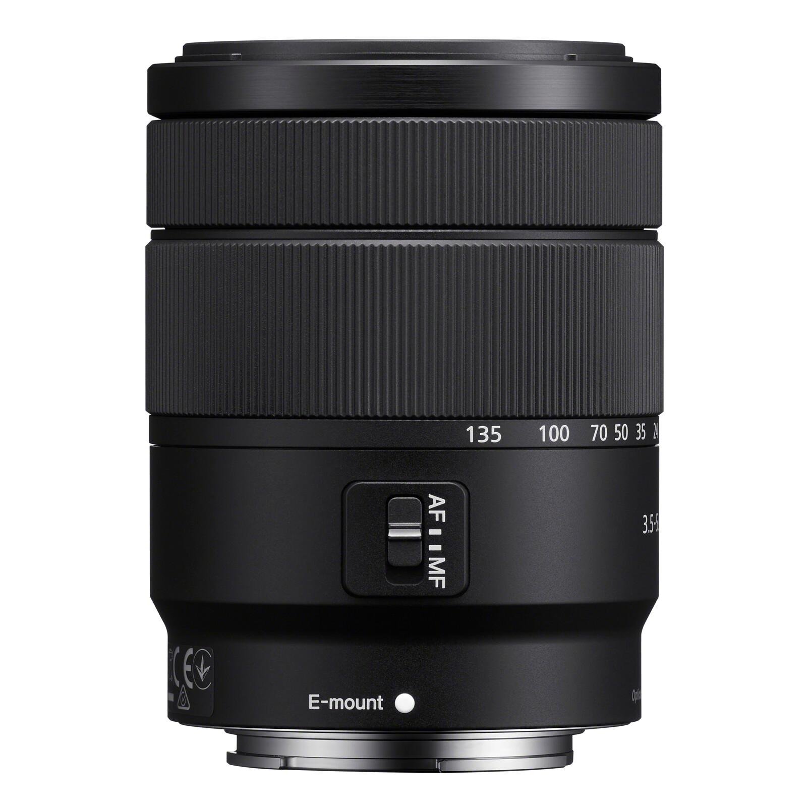 Sony SEL 18-135/3,5-5,6 OSS + UV Filter