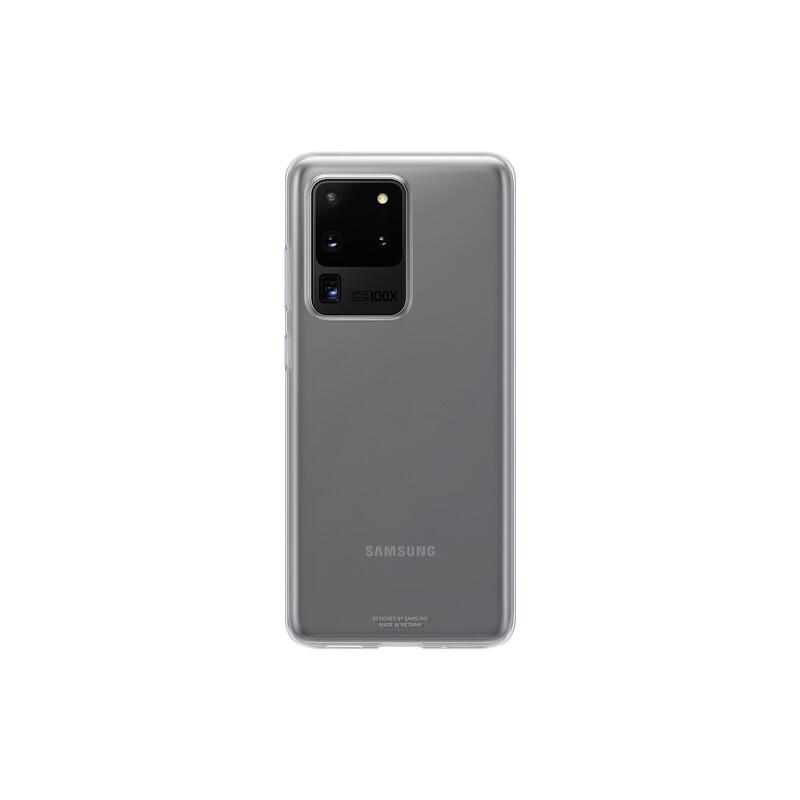 Samsung Back Cover Crystal Samsung Galaxy S20 Ultra