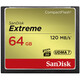 SanDisk CF 64GB Extreme 120MB/s Doppelpack
