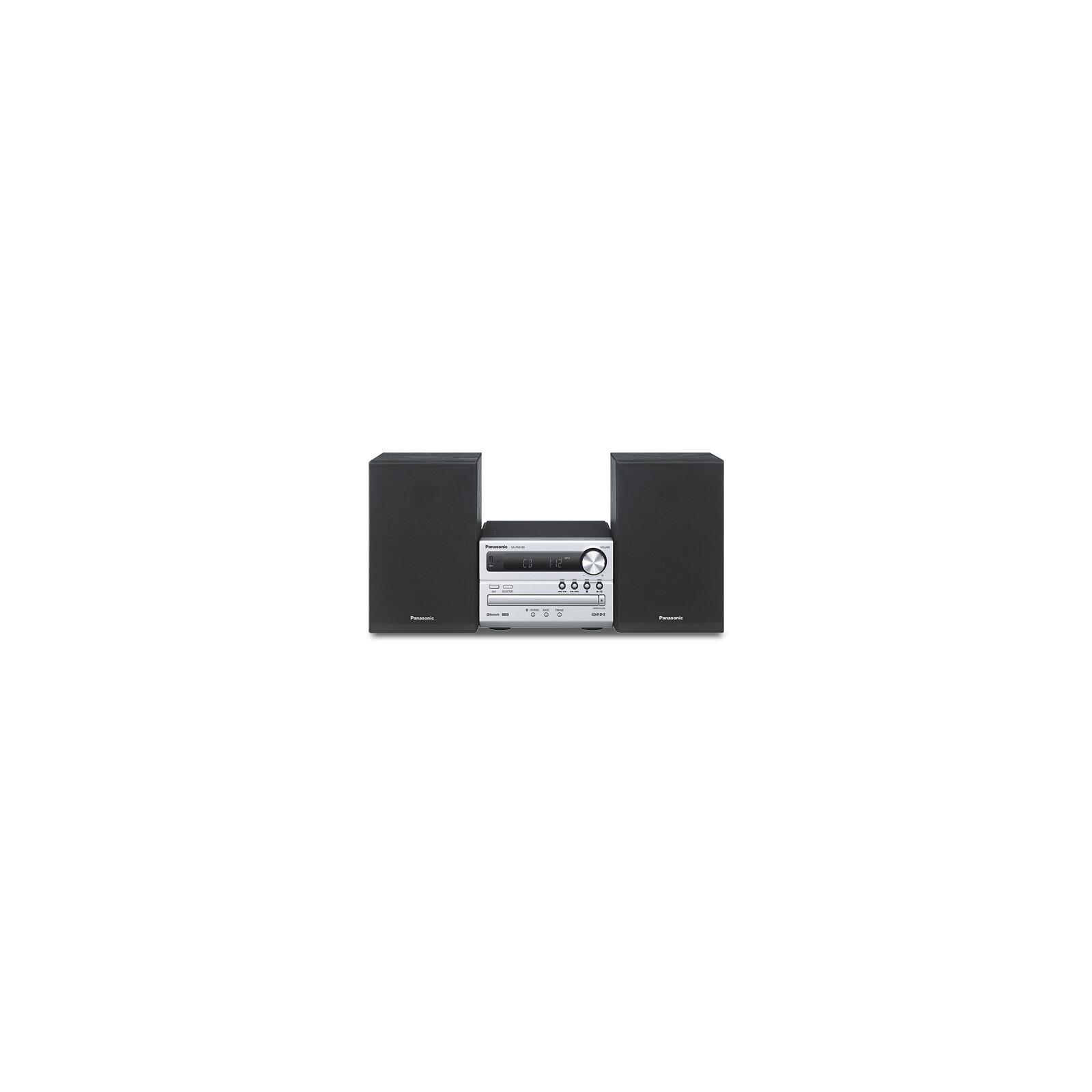 Panasonic SC-PM250EG-S Micro System silber